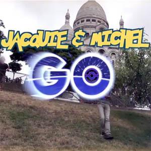 Jacquie & Michel GO, l'appli parodique du célèbre jeu Pokémon GO